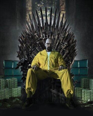 BReaking Bad (of Thrones)