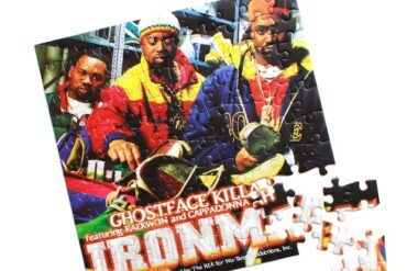 Ironman (puzzle)