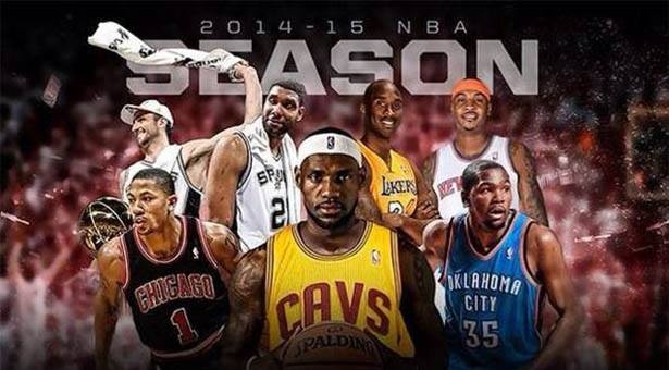 NBA 2014 - 2015 Season Preview -