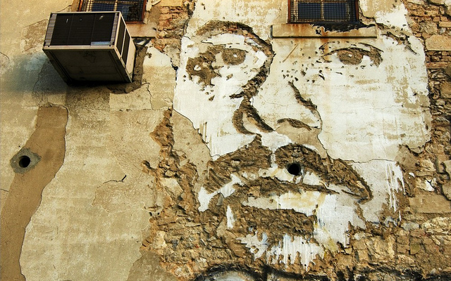 vhils urban art graffiti artist 1