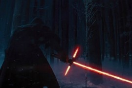 first impressions star wars the force awakens trailer