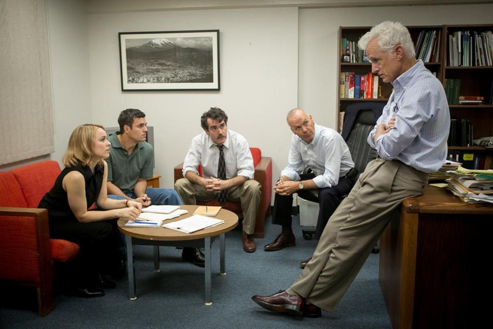 For Your Consideration: Spotlight