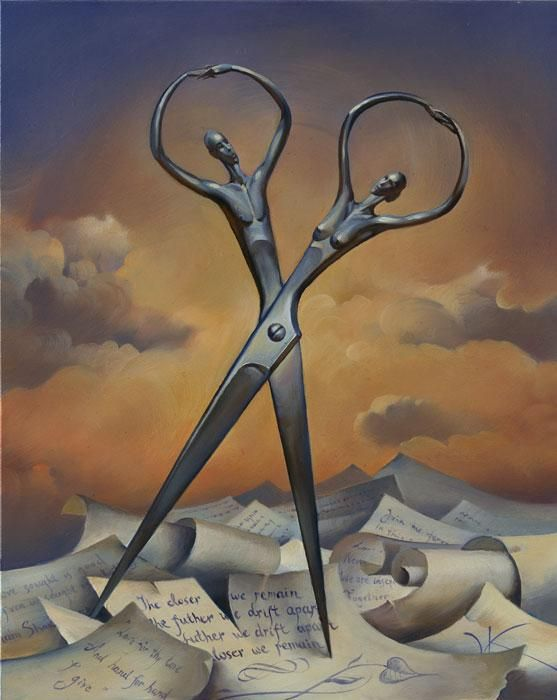 the pact (Vladimir Kush)