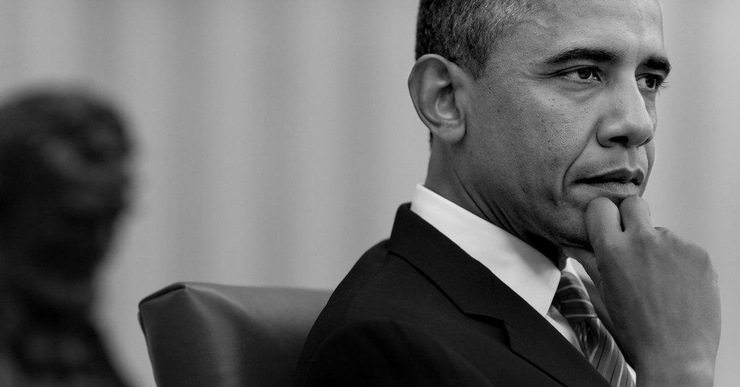 """The Obama Presidency"" - Across the Margin Барак Обама Демотиваторы"