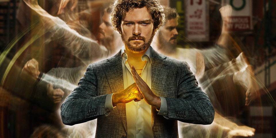 Around the Margin – Iron Fist & Whitewashing