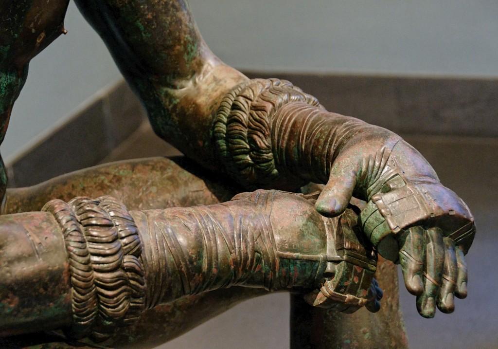 Roman Boxing Glove