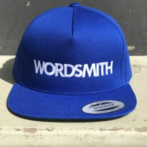 WORDSMITH-Blue front main