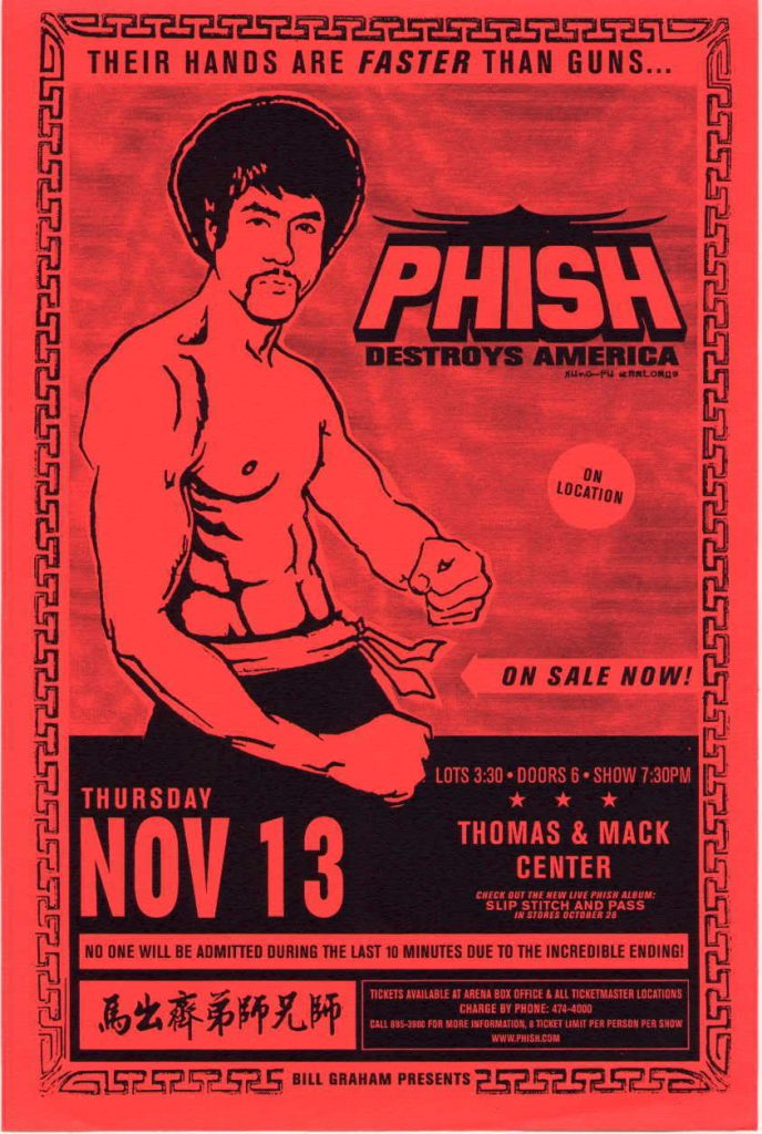 Twenty Years Later: Phish Destroys America (Phish 1997 Fall Tour)