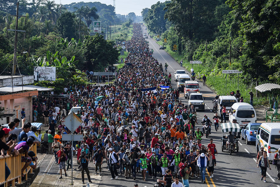"The ""Caravan"" Coming To America"