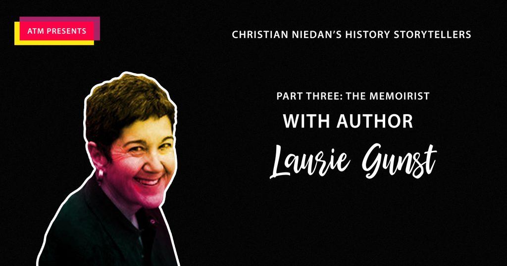 Christian Niedan's History Storytellers — Part Three: The Memoirist