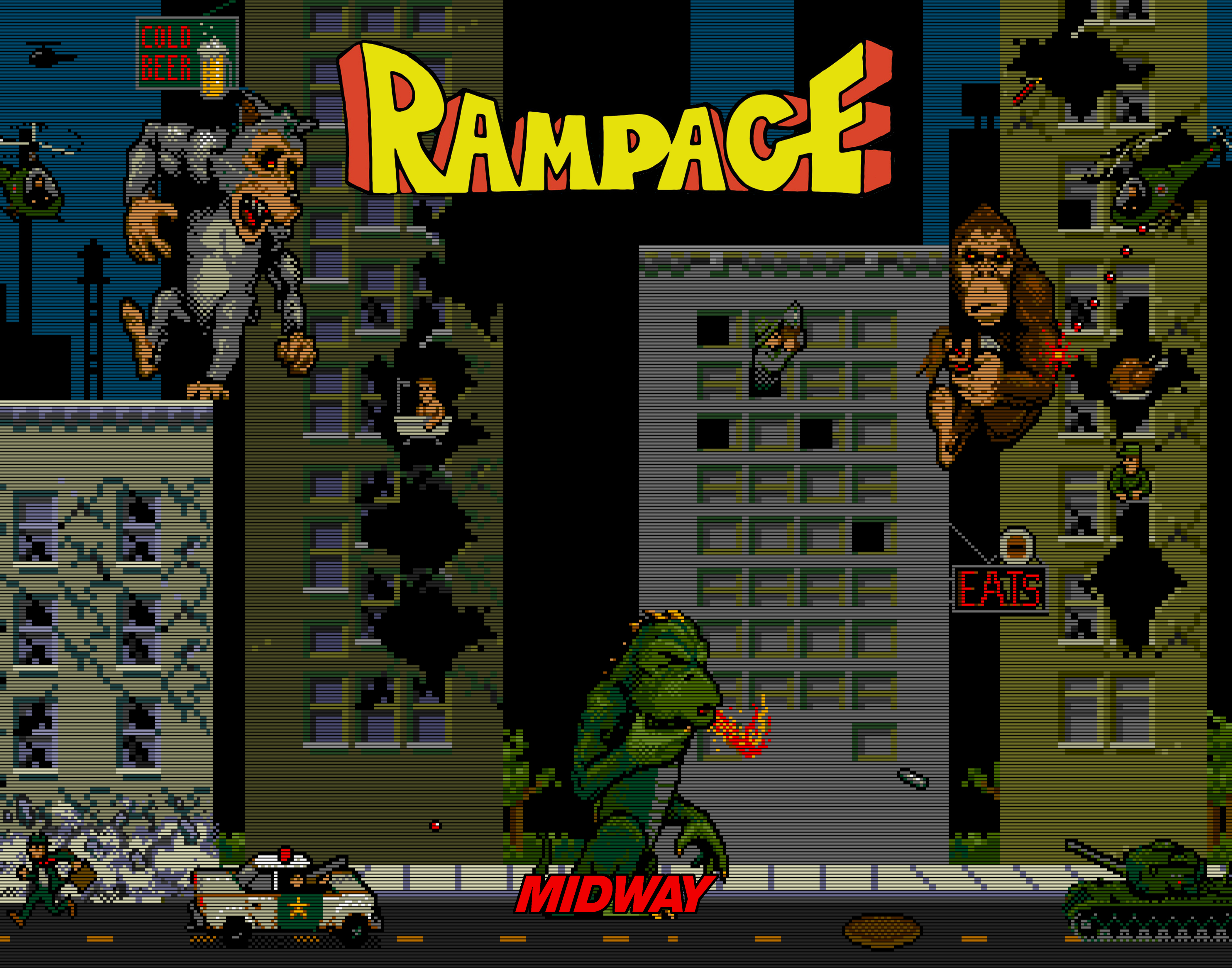 All Apologies The Rampage