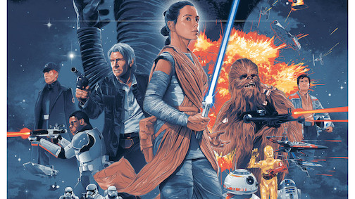 First Impressions: Star Wars -The Force Awakens