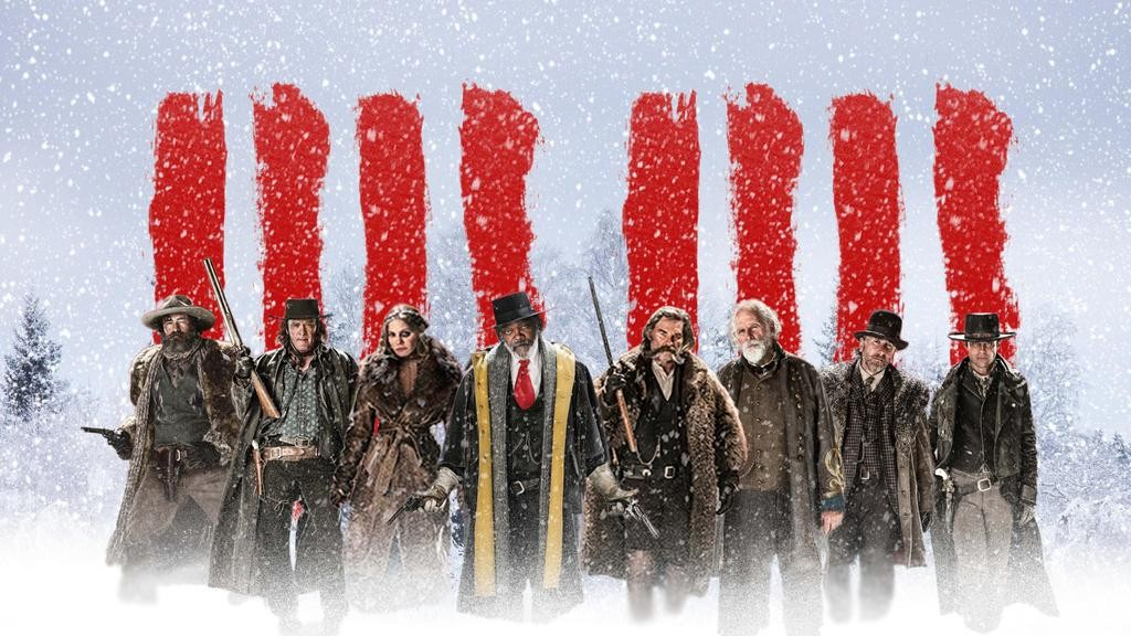 The Hateful Eight: A Study of History & Hate