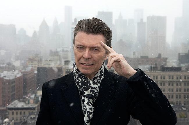 Bowie's Final Alchemy