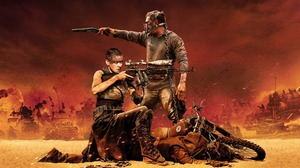For Your Consideration: Mad Max: Fury Road