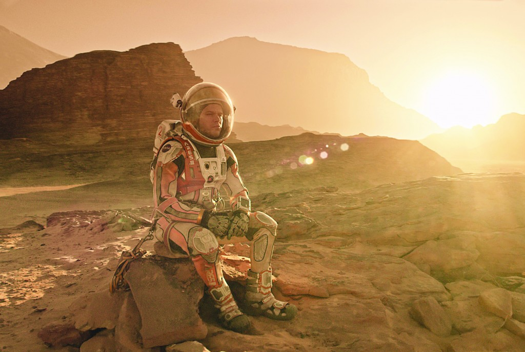 For Your Consideration: The Martian