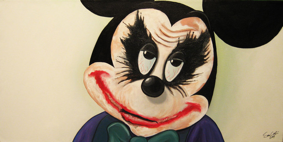 An Homage to Mickey Mouse