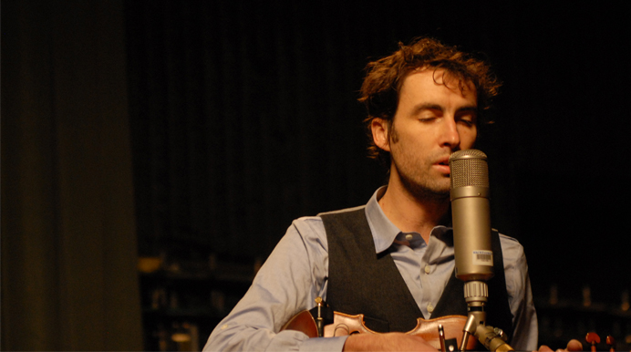 An Evening With Andrew Bird