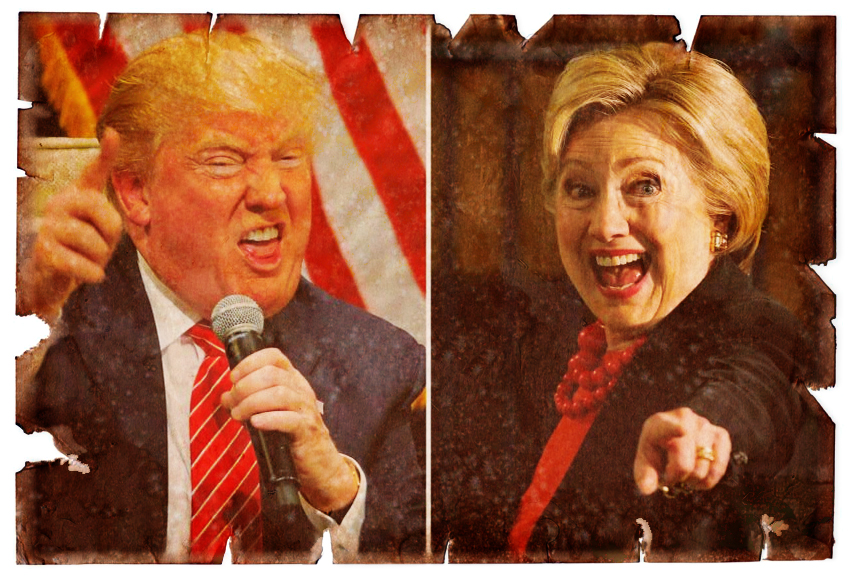 Debate Night In America 2016 – Round Two