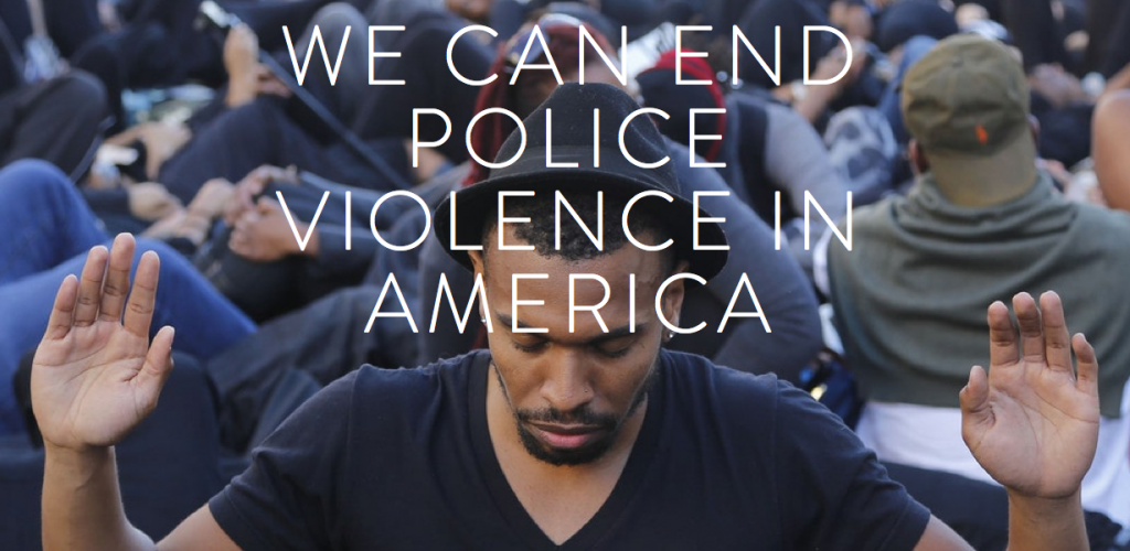 Addressing Police Violence