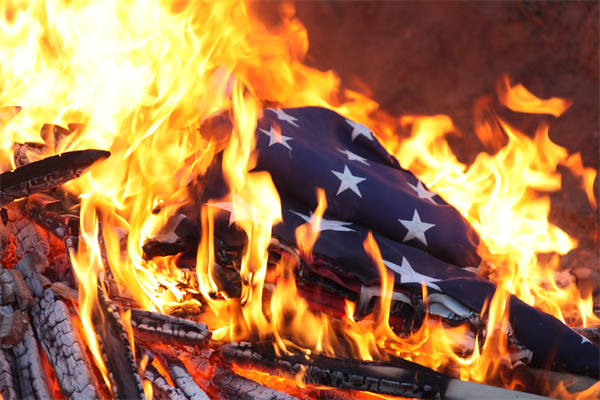 In Defense of the Right to Burn the Flag