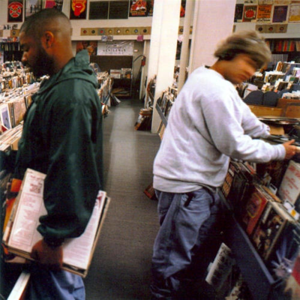Twenty Years Later – DJ Shadow's Endtroducing