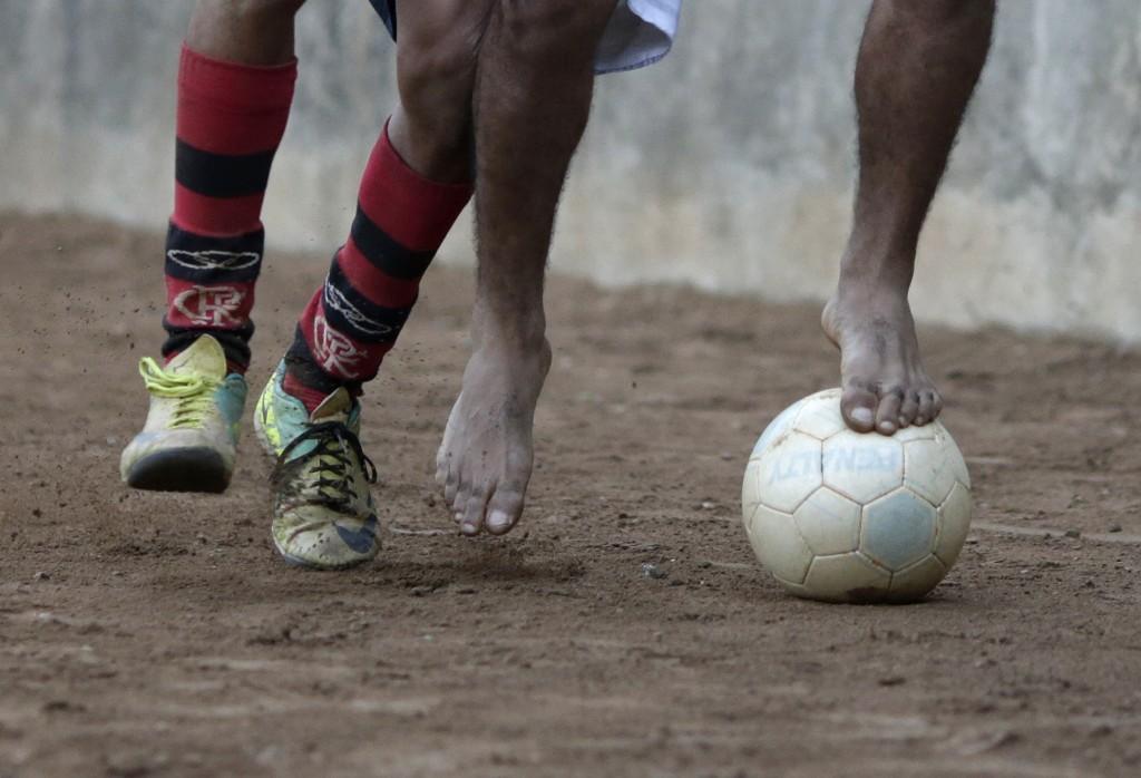 A Goalkeeper in Tiruchirrappalli