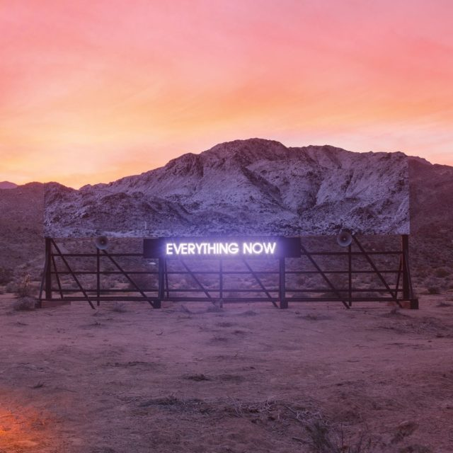Arcade Fire's Bold New Frontier (In Defense of Everything Now)