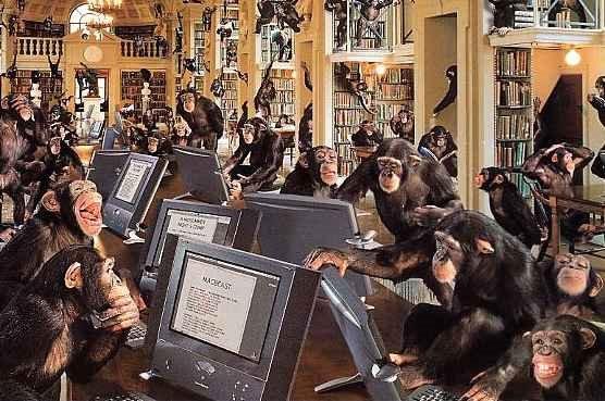 10,000 Monkeys