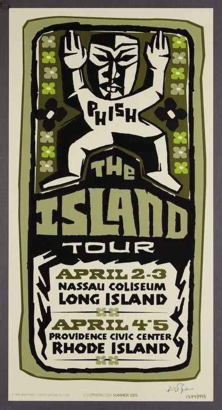 Twenty Years Later: Phish's Island Tour