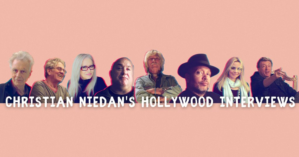 Podcast: Beyond The Margin — Christian Niedan's Hollywood Interviews